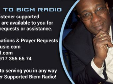 BICM Services - Live DJ, Master of Ceremony